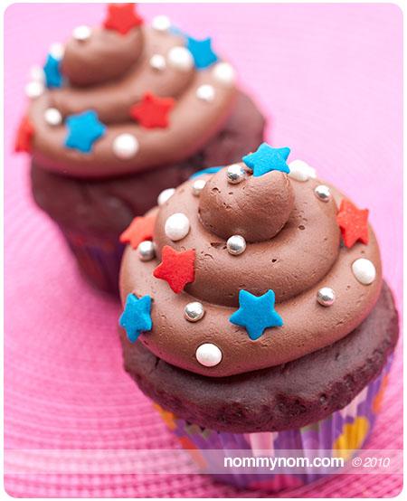 Star Spangled Cupcakes