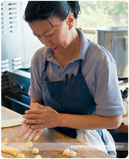 Chef Lisa Nakamura