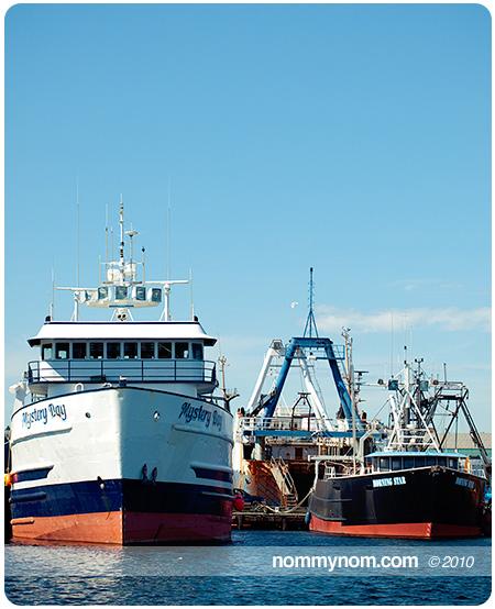 Ballard Fisherman's Terminal